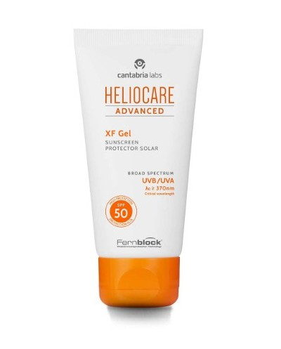 Heliocare Advanced XF Gel SPF 50 50 ml